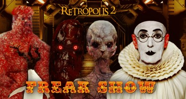 retropolis 2 - freak show