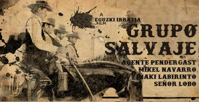 Grupo Salvaje – S05xE02 – Verano Salvaje