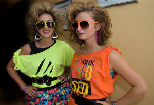 Easy-80s-Hairstyles-Girls-for-Party