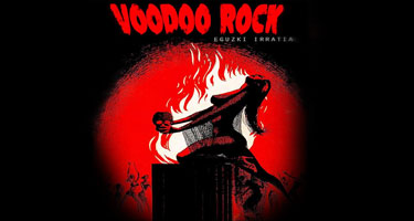 136º VOODOO ROCK – Keb Darge & Little Edith's Legendary Wild Rockers.