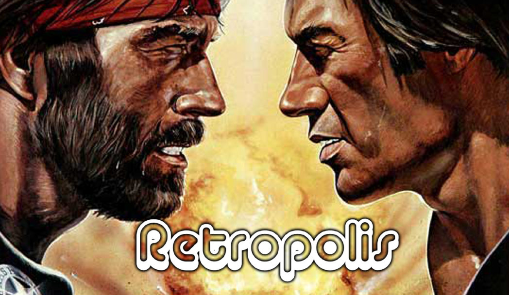 RETROPOLIS – Bien de bandas sonoras IV (10/05/2017)