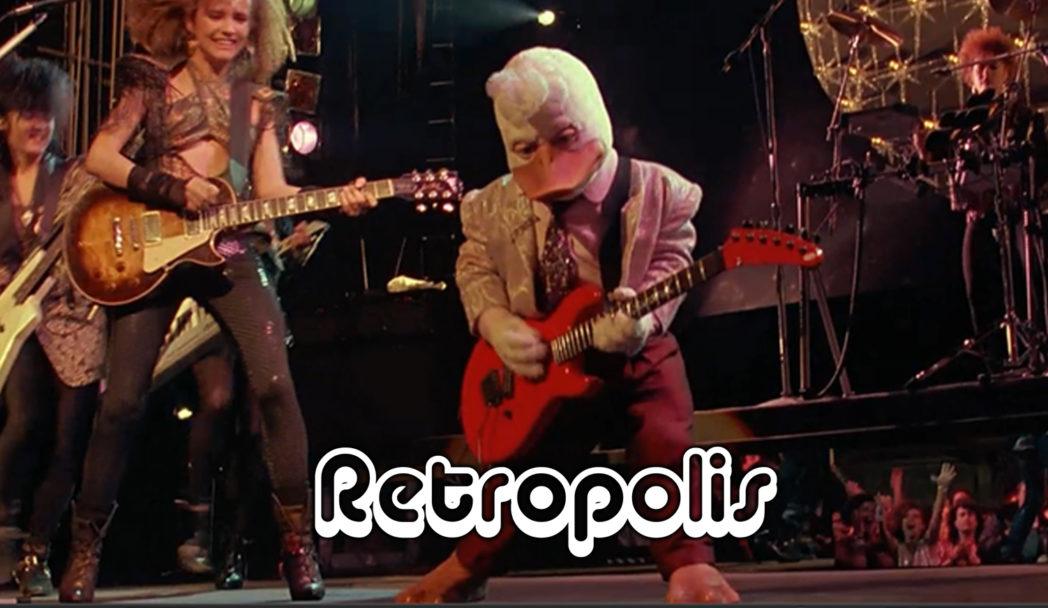 RETROPOLIS – Bandas Sonoras de Ciencia Ficción (24/05/2017)