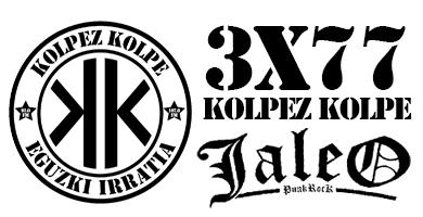 3×77 Kolpez Kolpe – JaleO