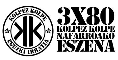 3×80 – Kolpez Kolpe – Nafarroako eszena