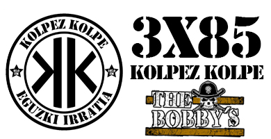 3×85 – Kolpez Kolpe – The Bobby´s