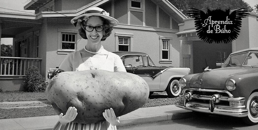 Aprendiz  de Búho – Grande es la patata (4/12/2018)