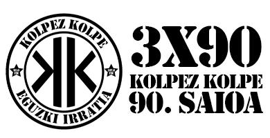 3×90 – Kolpez kolpe – 90. saioa