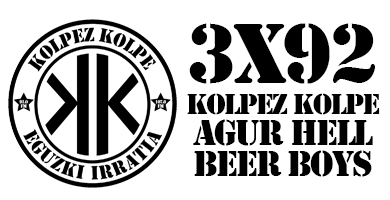 3×92 – Kolpez kolpe – Agur Hell Beer Boys