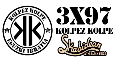 3×97 – Kolpez kolpe – Skabidean & The Black Birds