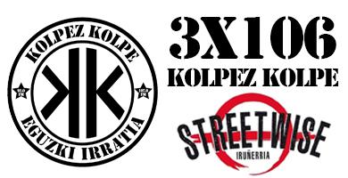 3×106 – Kolpez kolpe – Streetwise