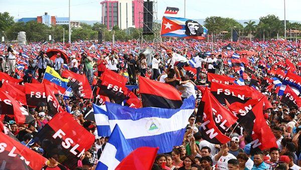 El Gallico de San Cernin. 23-05-2019. América I: Nicaragua con Sandinistak, 1ª parte.