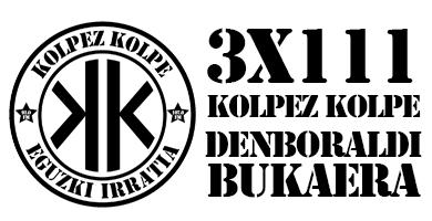 3×111 – Kolpez kolpe – Denboraldi bukaera