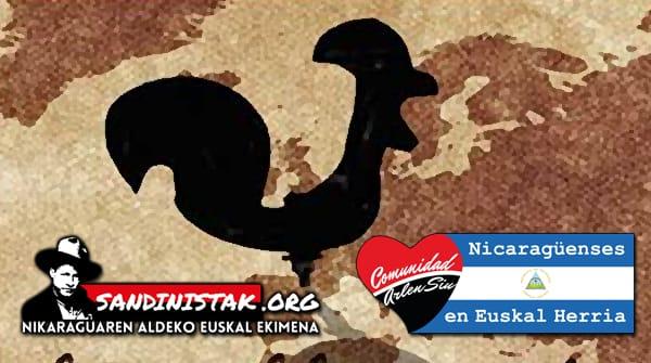 El Gallico de San Cernin. 06-06-2019. America II: Nicaragua con Sandinistak/Arlen Siu, 2ª parte.