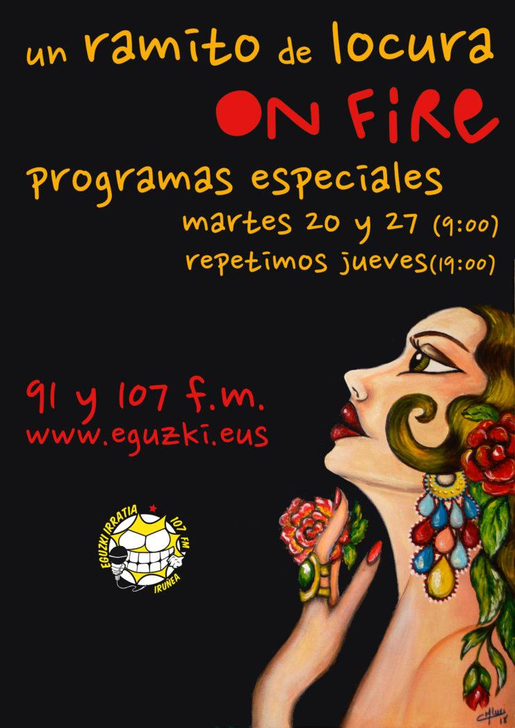 Especial Flamenco On Fire