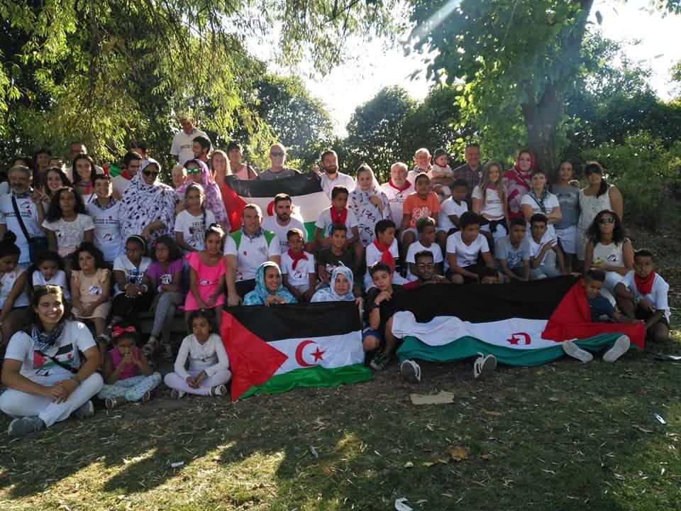 El Gallico de San Cernin 17-10-2019. Ciclo Sáhara 5: Vacaciones en paz por Navarra GIB III