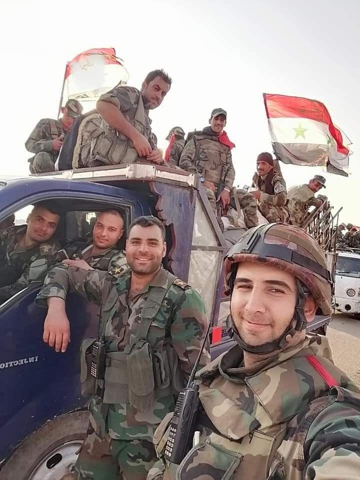 El Gallico de San Cernin 31-10-2019. Situación en Siria. GIB V.