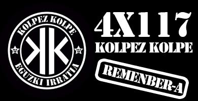 4×117 – Kolpez kolpe – Remenber-a